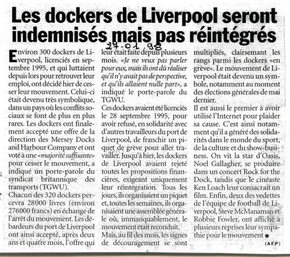Article dockers