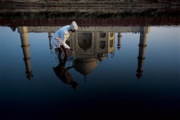 Utar Pradesh , Inde, 1999 - Steve McCurry