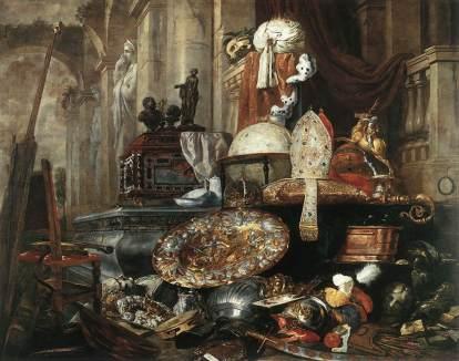 Pieter Boel — Grande vanité