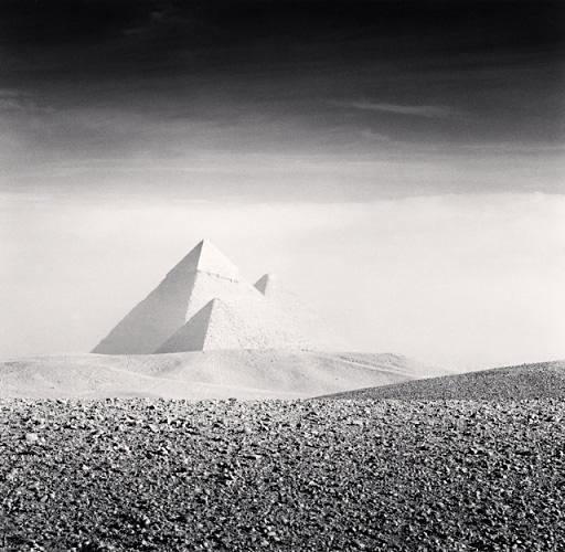Giza Pyramids, Study 3, Cairo, Egypt, 2009